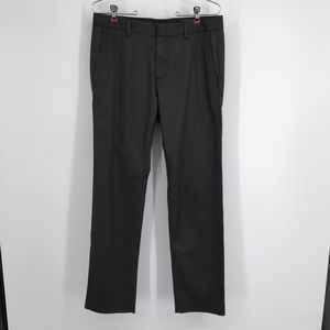 Men's Bonobos Size 30/30 Gray Slim Pants Slacks
